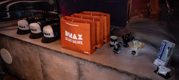 DMAX Give-aways