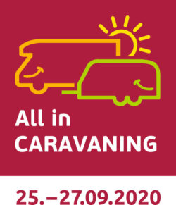 Logo: All in CARAVANING