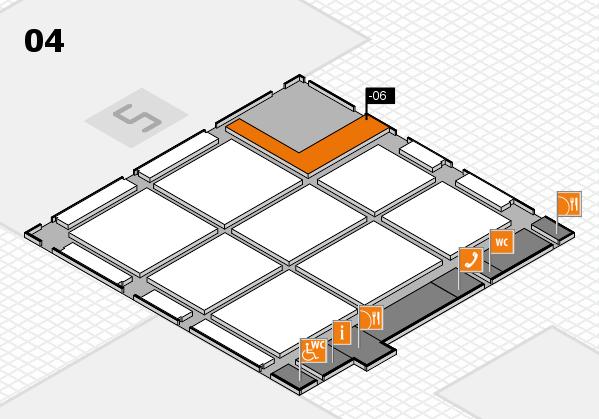 CARAVAN SALON 2017 hall map (Hall 4): stand -06