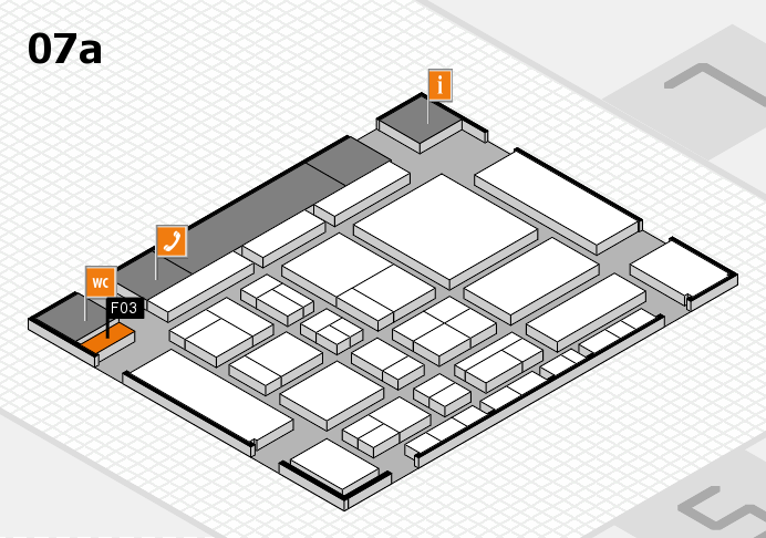 CARAVAN SALON 2017 Hallenplan (Halle 7a): Stand F03