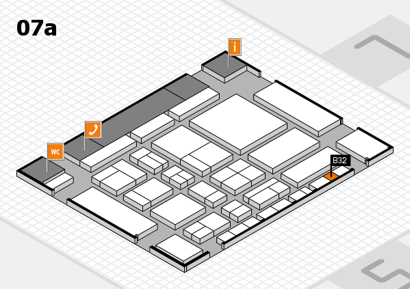 CARAVAN SALON 2017 Hallenplan (Halle 7a): Stand B32