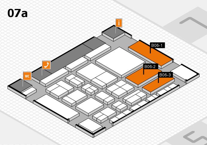 CARAVAN SALON 2017 Hallenplan (Halle 7a): Stand B06-1, Stand B06-3