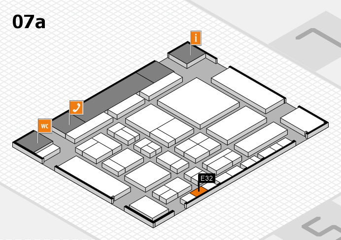 CARAVAN SALON 2017 Hallenplan (Halle 7a): Stand E32
