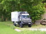 Das neue bimobil EX 435 auf Unimog 4023