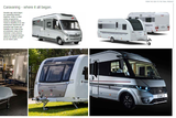 Various exterior parts for RV industry