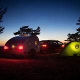 Kupler mini caravan camping