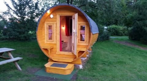 Campingfass Premium – 400cm