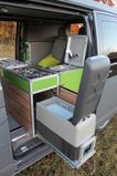 TECAMP (als VW T6.1 Transporter oder Mercedes Benz Vito)