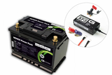 CS ELECTRONIC Lithium LiFePO4 Mover Power Pack Set 12,8V