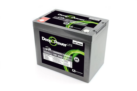 Lithium LiFePO4 Caravan Wohnmobil Batterie 12V 60Ah