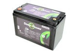 Lithium LiFePO4 Caravan Wohnmobil Batterie 12V 100Ah