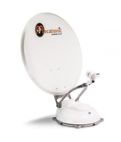Automatic satellite antenna ASR 650 FLAT