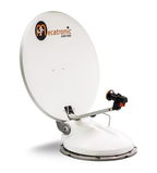 Automatic satellite antenna ASR 680 DF