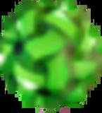 CalabiYau Designer Lampe grün 17 45cm