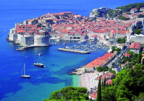 Kroatien Lagune