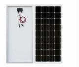 100W Monokristallin Solarpanel