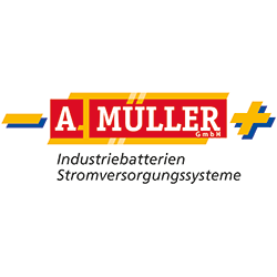 A. Müller GmbH Industriebatterien Stromversorgungssysteme
