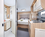 Elégance 400 CLM (Side Kitchen and Middle Bed) – Limited edition