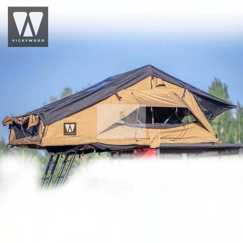Dachzelt BIG WILLOW mit Dachgepäckträger 220