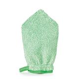 Reinigungshandschuh, grüne Faser