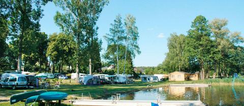 Campingplatz Zwenzower Ufer am Großen Labussee