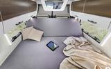 EuroCaravaning VANTourer 2021 600 L Bett Loungefunktion V3