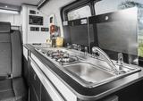 EuroCaravaning VANTourer 2021 Urban Küche 1