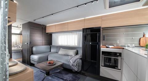 Adria Astella 2020 - Luxus-Wohnwagen der Extraklasse