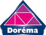Logo Dorema 3d CMYK