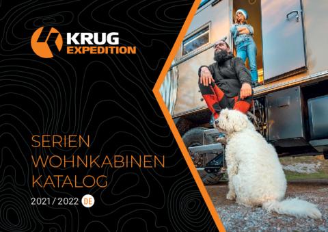 KRUG EXPEDITION Katalog 2021/22 _ DE