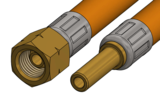 Gasschlauchleitungen