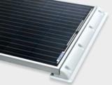 SOLARA ABS-HALTESPOILER Die optimale Befestigung ABS-Haltespoiler sind die optimale Befestigung für Solarmodule. Sie sind in weiß erhältlich und perfekt fürs Wohnmobil, Reisemobil, Camper oder den Caravan geeignet. Einfach kleben statt schrauben. Durch ihre aerodynamische Form sind Sie zugleich Montagesystem und Windabweiser, damit keine störenden Fahrgeräusche entstehen können. Wir verwenden ausschließlich hochwertigen, spezialbeschichteten, UV-beständigen ABS-Kunststoff damit unsere Haltespoiler dauerhaft form- und farbstabil bleiben. Die ABS-Spoiler sind abgestimmt auf verschiedene Solarmodulbreiten und herstellerübergreifend einsetzbar. Zusätzlich gibt es Montageecken und Verbinderprofile, die universell einsetzbar sind. Die Spoiler werden mit unserem speziellen ABS-Kleber dem SOLARA FIX PACK auf dem Fahrzeugdach verklebt, die Solarmodule werden mit Hilfe von Schrauben (im Lieferumfang enthalten) mit den Spoilern verbunden.
