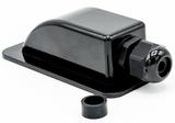 SOLARA ABS-DACHDURCHFÜHRUNGEN Dauerhaft wasserdicht Die optimale Verbindung aus Funktionalität und Optik für die Kabeleinführung ins Fahrzeug. Ein breiter Klebefalz und eine wasserdichte PG-Verschraubung erleichtern die sichere Montage. Für Kabeldurchmesser von 4 mm² bis 13,5 mm² geeignet. Einfach mit dem ABS-Spezialkleber aus unserem SOLARA FIX PACK aufgeklebt und eine sichere und dauerhaft wasserdichte Kabeldurchführung zum Innenraum ist gewährleistet.