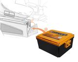 LIONTRON® LiFePO4 Motorhome Under Seat Batteries