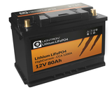 LIONTRON® LiFePO4 HighCurrent / high current capable