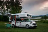 Ronin XL Motorhome - Fiat Doblo Work Up