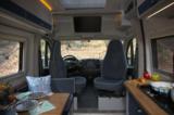 Reviva Camper Van (Fiat Ducato, Peugeot Boxer, Citroen Jumper 15m3)