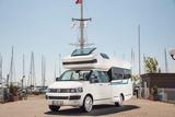 Freedom Motorhome - Volkswagen Transporter Double Cab Pick-up