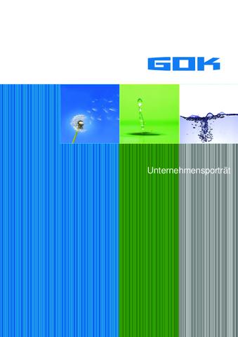 GOK Unternehmensporträt 2019 DE