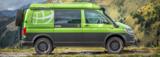 TEROCK (als VW T6.1. Transporter oder Mercedes Benz Vito)