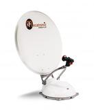 Automatic satellite antenna ASR 650 FLAT DF