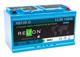 Relion RB100D 12 V 100Ah RB 100 D Lithium Akku