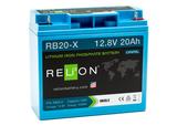 Relion RB20 X 12 V 20Ah RB 20X Lithium Akku