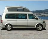 T5 bed, VW T6, for high roof Ergoline LR