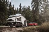 The CAMPWERK Economy tent trailer