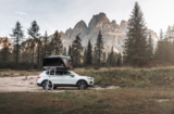 The Skycamp 2.0 roof tent