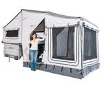 Tent trailer Family