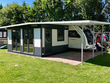 Winterproof awnings & permanent tents from Schall made to measure