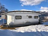 Caravan canopies - the robust solution from Schall