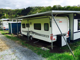 Schall Camping Carports for your caravan